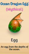 6 - Ocean Dragon Egg