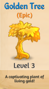 3 - Golden Tree
