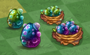 Tier 1 and 2 Green Dragon Eggs and Nests