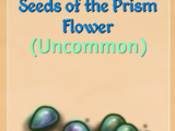 Seeds of the Prism Flower