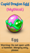 Cupid Dragon Egg