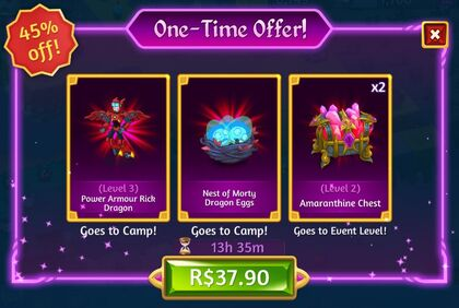 Mortyablo Deja Moo One-Time Offer!
