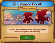 Zen Dragon Event