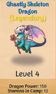 Ghastly Skeleton Dragon