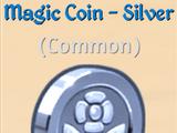 Magic Coin - Silver