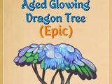 Glowing Dragon Trees
