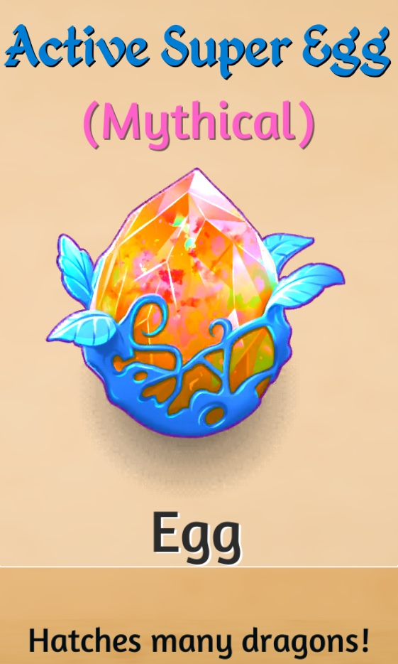 Active Super Egg | Merge Dragons Wiki | FANDOM powered by Wikia