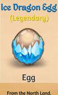 Ice Dragon Egg