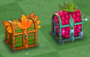Thanksgiving Chests in Game