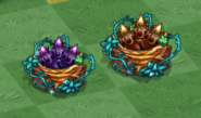 Tier 1 and 2 Cosmos Dragon Nests
