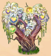Life Tree of Cosmic Dreams