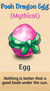 6 - Posh Dragon Egg
