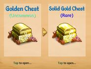 Gold Chests