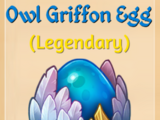Owl Griffons