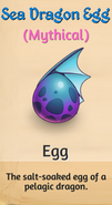 1 - Sea Dragon Egg