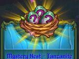 Tanzanite Mystery Nest