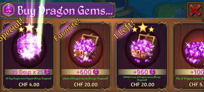 DragonGemsStore
