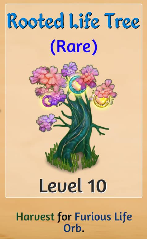 Rooted Life Tree Merge Dragons Wiki Fandom