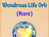 Wondrous Life Orb