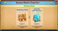 Christmas Chests (Merge Chain)