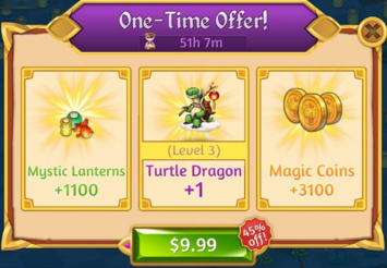 Chinese New Year One-time Offer