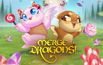 Merge Dragons! Birthday Event!