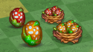 Tier 1 and 2 Tribal Dragon Eggs and Nests