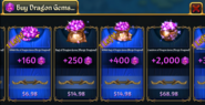 Dragon Gems Shop Part 2