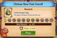 Chinese New Year Event rewards