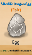 Afterlife Dragon Egg