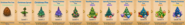 Christmas Trees (Merge Chain)