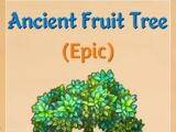 Ancient Fruit Tree