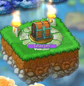 Daily Treasure Chest Island