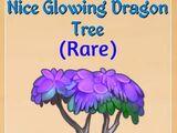 Nice Glowing Dragon Tree
