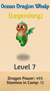 7 - Ocean Dragon Welp