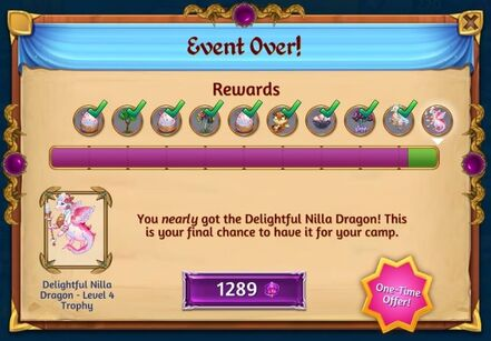 Merge Dragons! Birthday Event! Reward Claim
