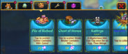 Treasure Shop Tab Part 1