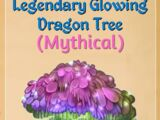 Legendary Glowing Dragon Tree