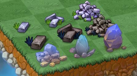 Stone brick family