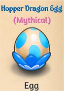 Hopper Dragon Egg