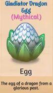 Glad egg