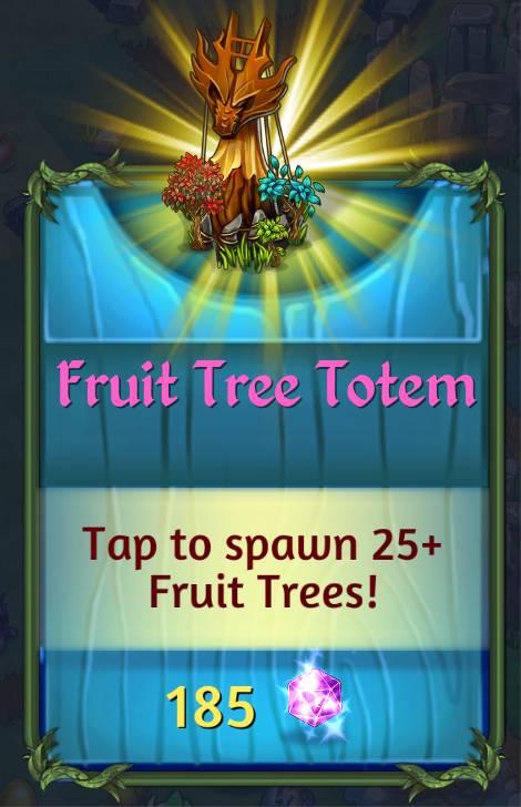 Fruit Tree Totem Merge Dragons Wiki Fandom