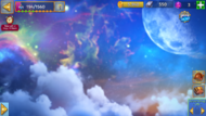 Event Galactic Background