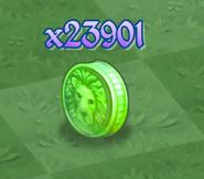 Leftover Coins