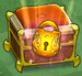 Radient Egg Chest (Purple Padded)