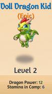 3 - Doll Dragon Kid