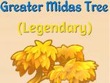Greater Midas Tree