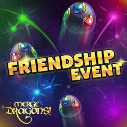 Friendship Event Banner