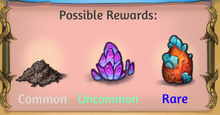 PossibleRewards