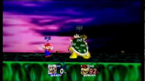 Video - Super Mario 64 Mod - Custom stage, songs, textures +
